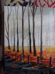 Pintura con Témpera